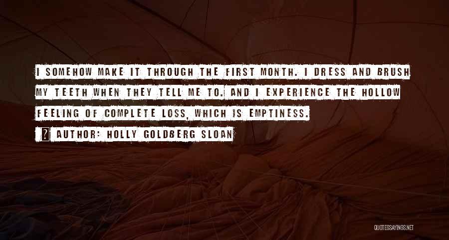 Holly Goldberg Sloan Quotes 1268719