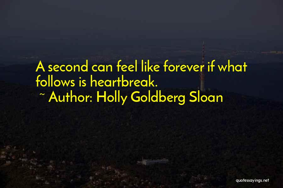 Holly Goldberg Sloan Quotes 1290770