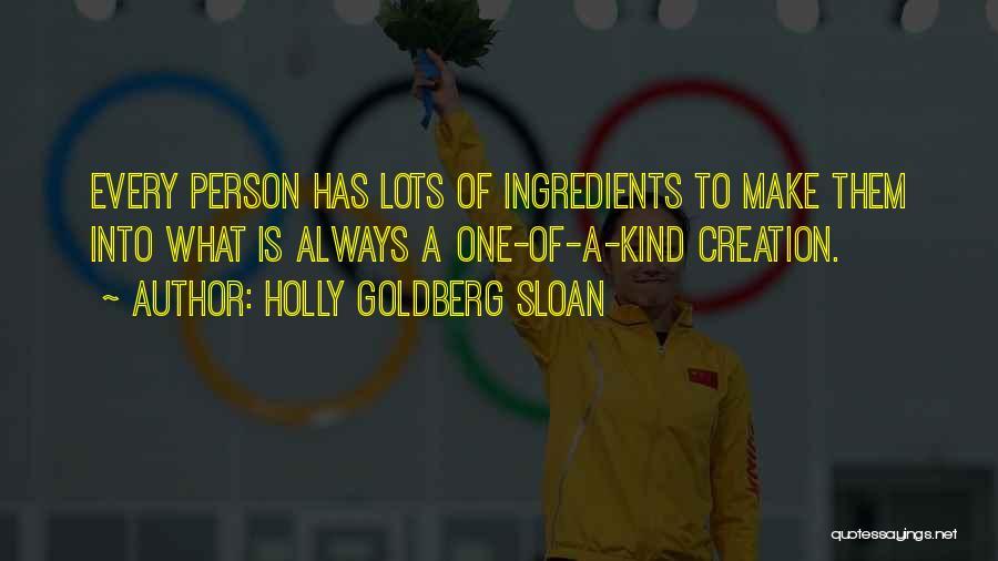 Holly Goldberg Sloan Quotes 1469220