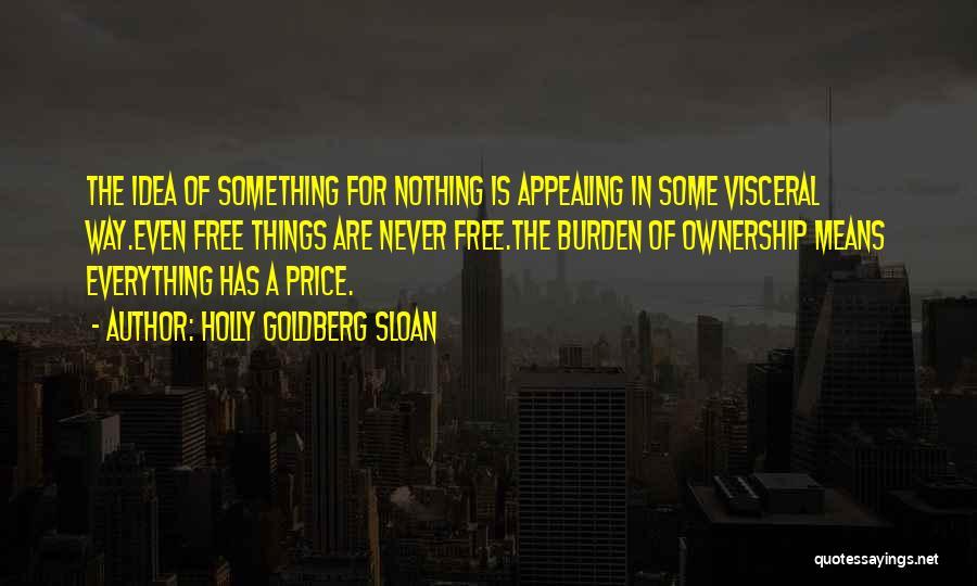 Holly Goldberg Sloan Quotes 1495566