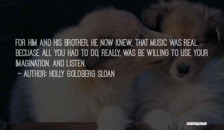 Holly Goldberg Sloan Quotes 1745037
