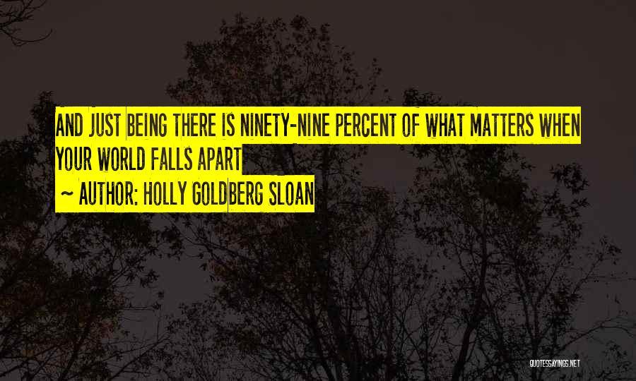 Holly Goldberg Sloan Quotes 1897904