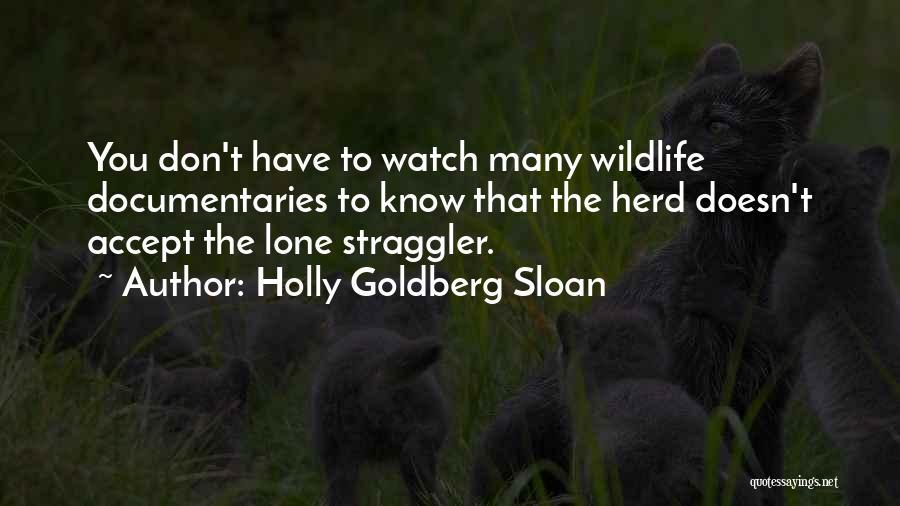 Holly Goldberg Sloan Quotes 1968883