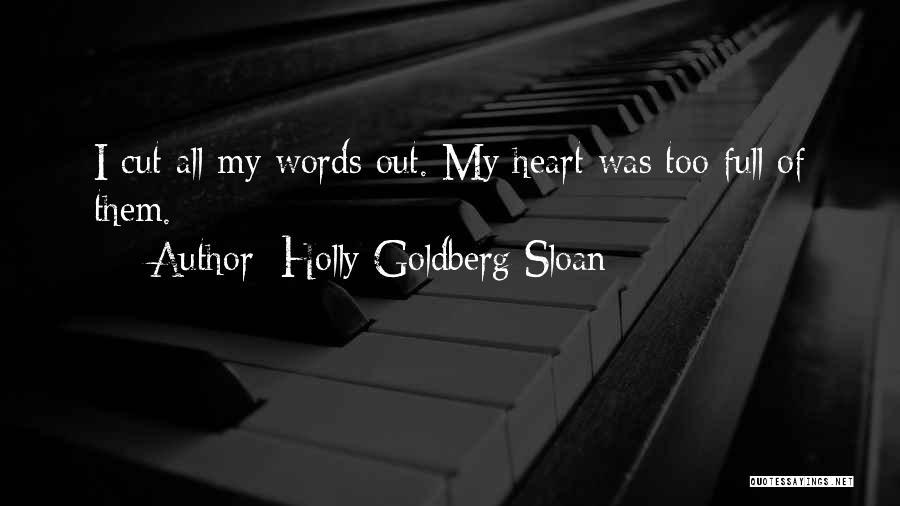 Holly Goldberg Sloan Quotes 2097045