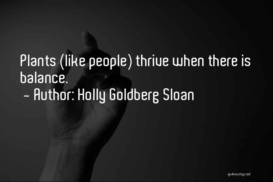 Holly Goldberg Sloan Quotes 2252887