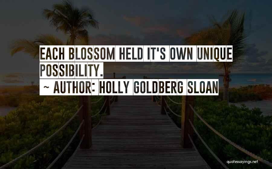 Holly Goldberg Sloan Quotes 431157