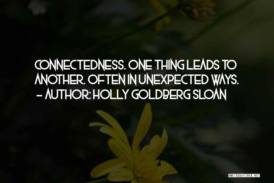 Holly Goldberg Sloan Quotes 459203