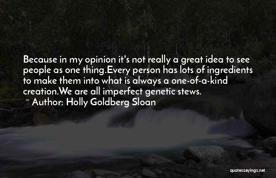 Holly Goldberg Sloan Quotes 479463