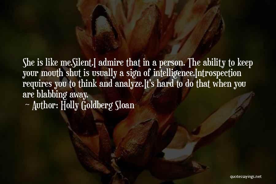 Holly Goldberg Sloan Quotes 537037