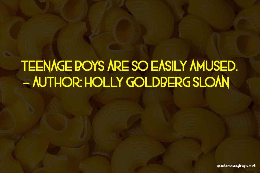 Holly Goldberg Sloan Quotes 77802