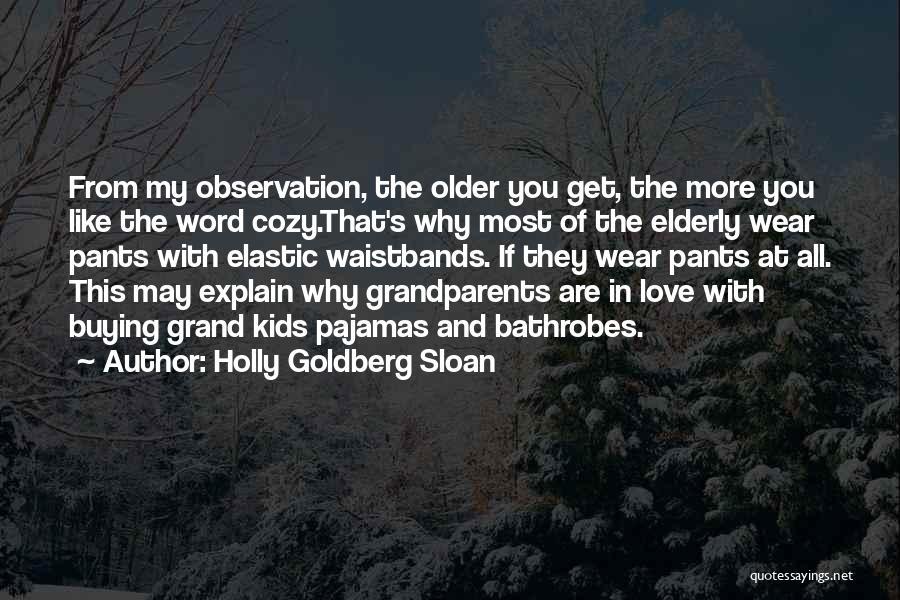 Holly Goldberg Sloan Quotes 79617