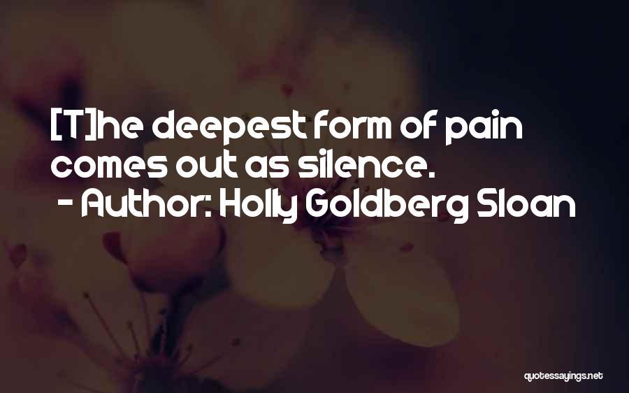 Holly Goldberg Sloan Quotes 798199
