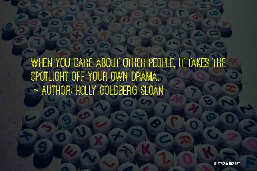 Holly Goldberg Sloan Quotes 967894