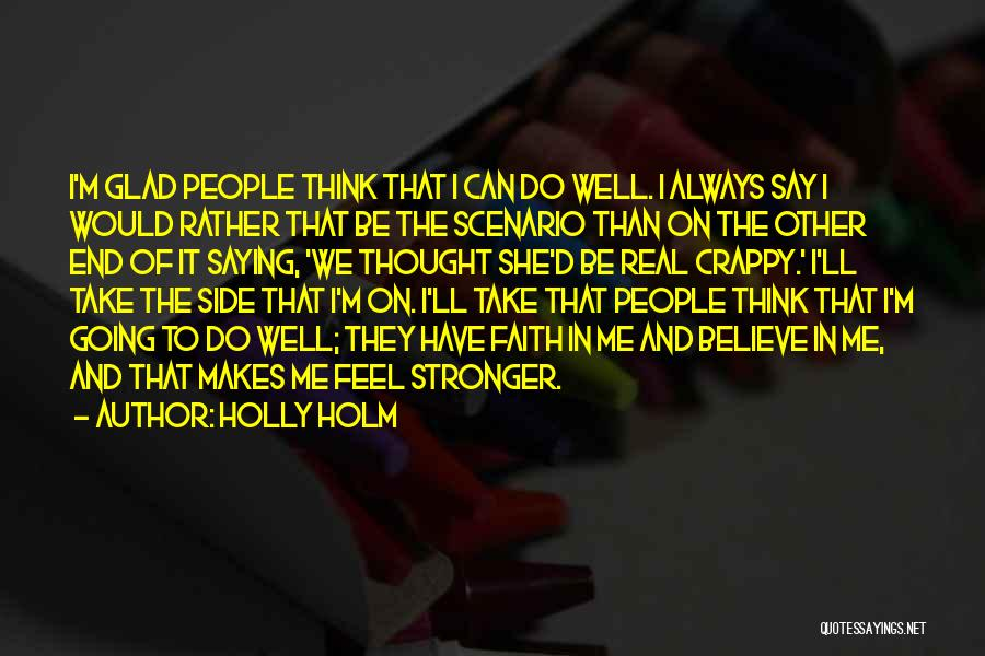 Holly Holm Quotes 2265315