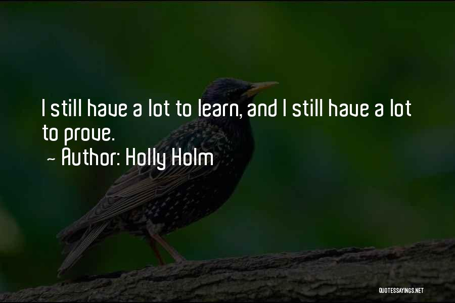 Holly Holm Quotes 550360