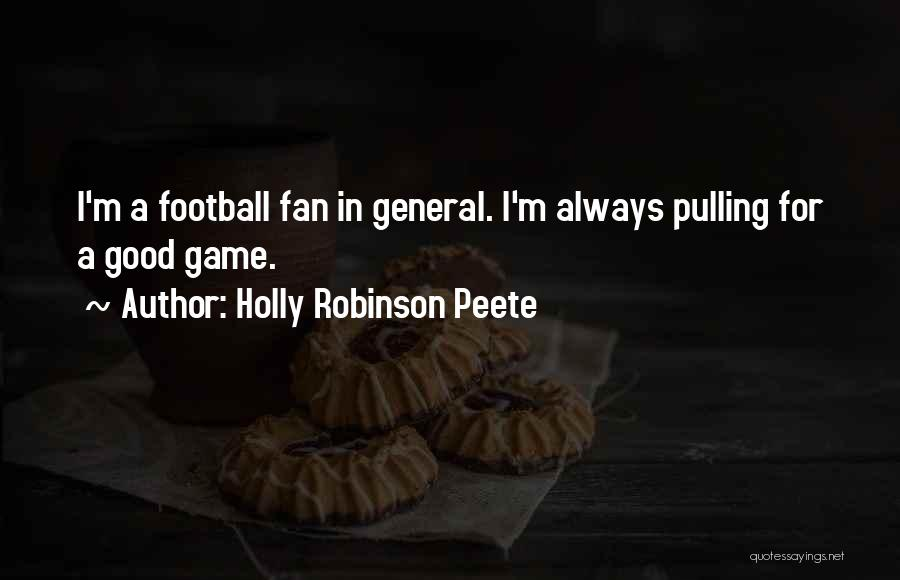 Holly Robinson Peete Quotes 1254328