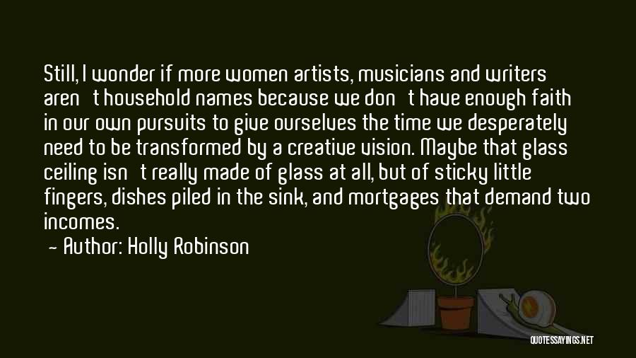 Holly Robinson Quotes 2096647