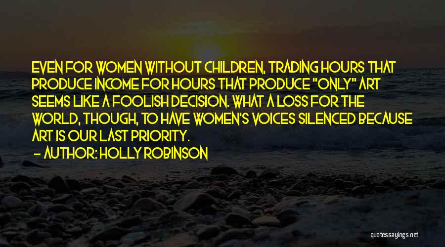 Holly Robinson Quotes 677714