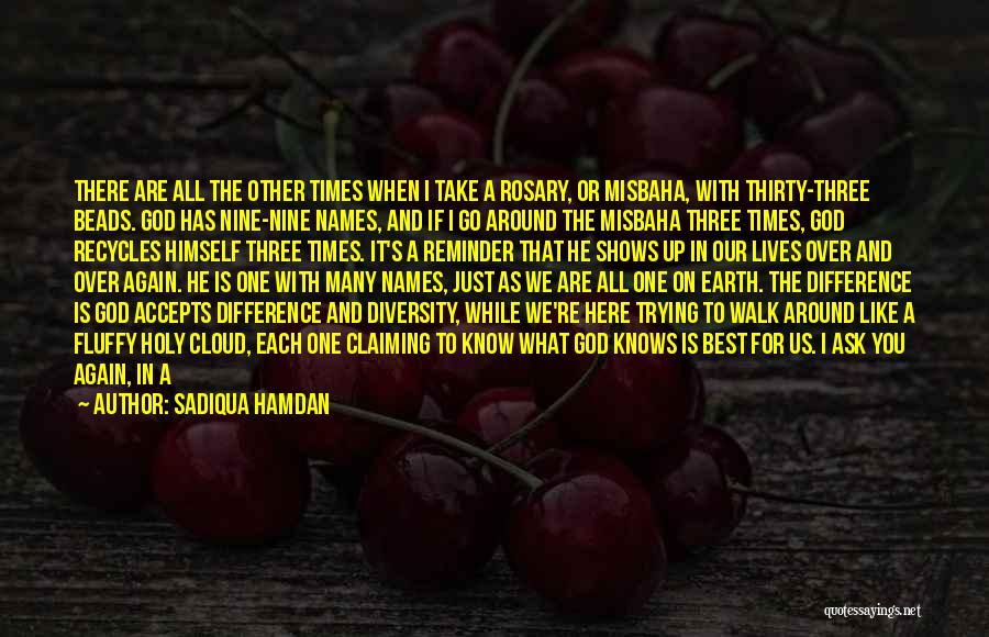 Holy Rosary Quotes By Sadiqua Hamdan