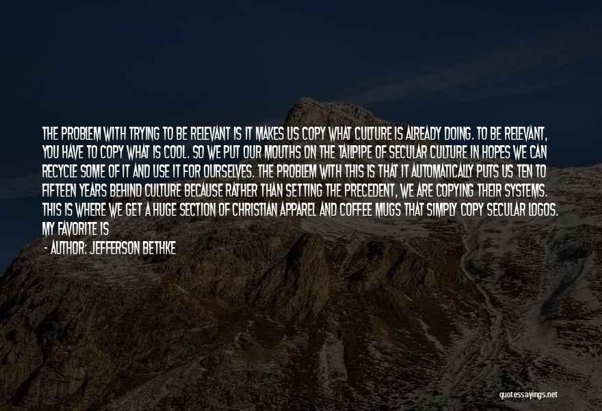 Holy Spirit Picture Quotes By Jefferson Bethke