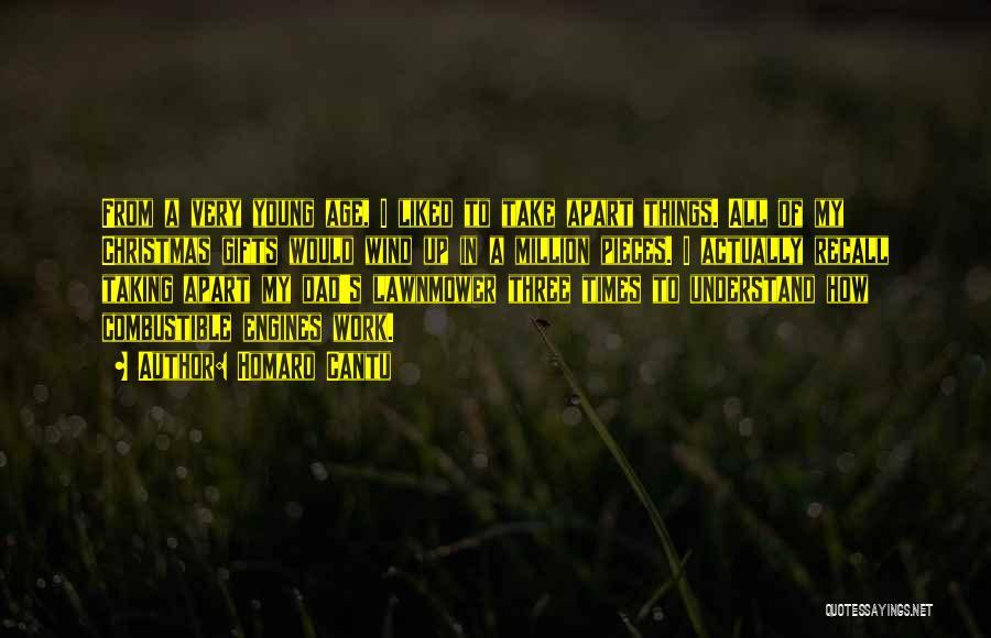 Homaro Cantu Quotes 2108928
