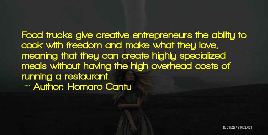Homaro Cantu Quotes 2168510