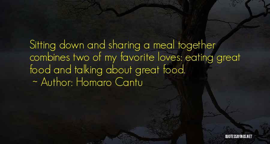 Homaro Cantu Quotes 281514