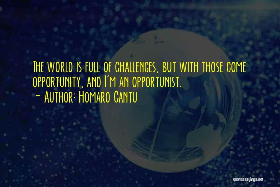Homaro Cantu Quotes 302914
