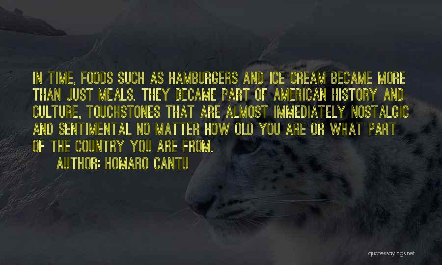 Homaro Cantu Quotes 89852