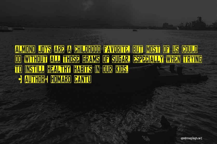 Homaro Cantu Quotes 98810