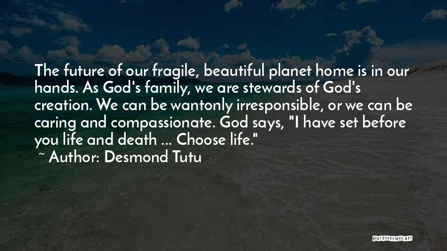 Home Is Beautiful Quotes By Desmond Tutu