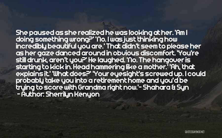 Home Is Beautiful Quotes By Sherrilyn Kenyon