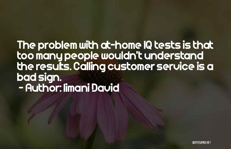 Home Is Calling Quotes By Iimani David
