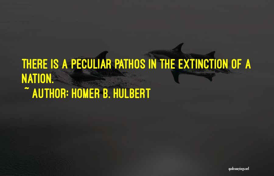 Homer B. Hulbert Quotes 1021607
