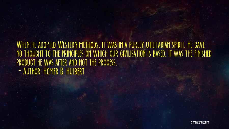 Homer B. Hulbert Quotes 1155921