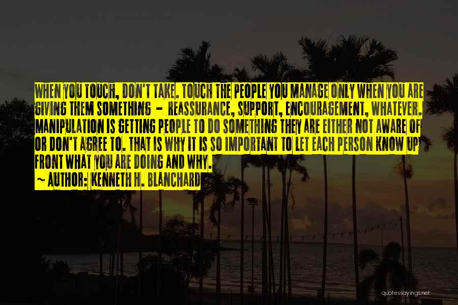 Honesty And Integrity Quotes By Kenneth H. Blanchard