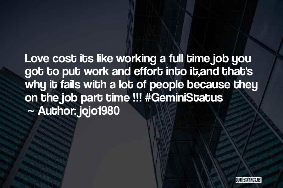 Honesty At Work Quotes By Jojo1980