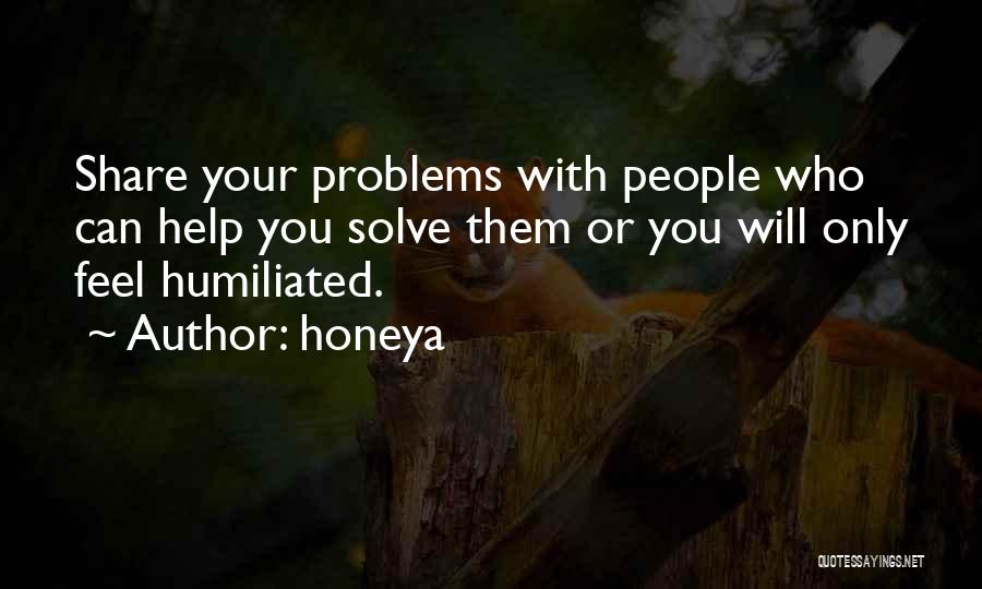 Honeya Quotes 825034