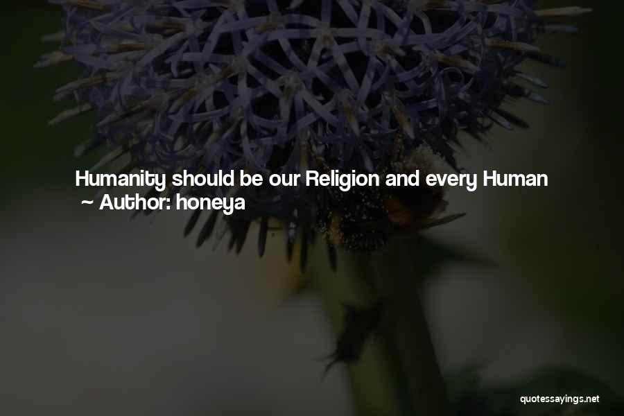 Honeya Quotes 863226