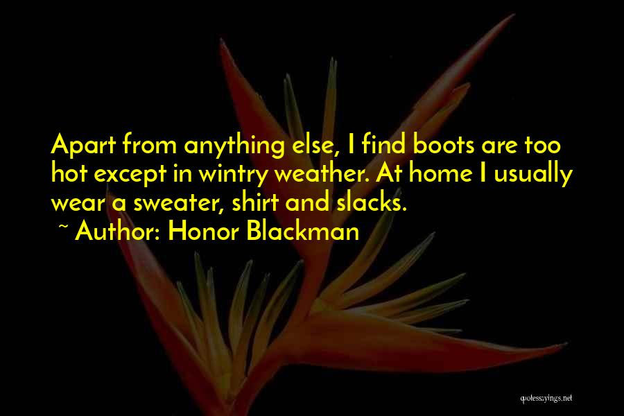 Honor Blackman Quotes 1108734
