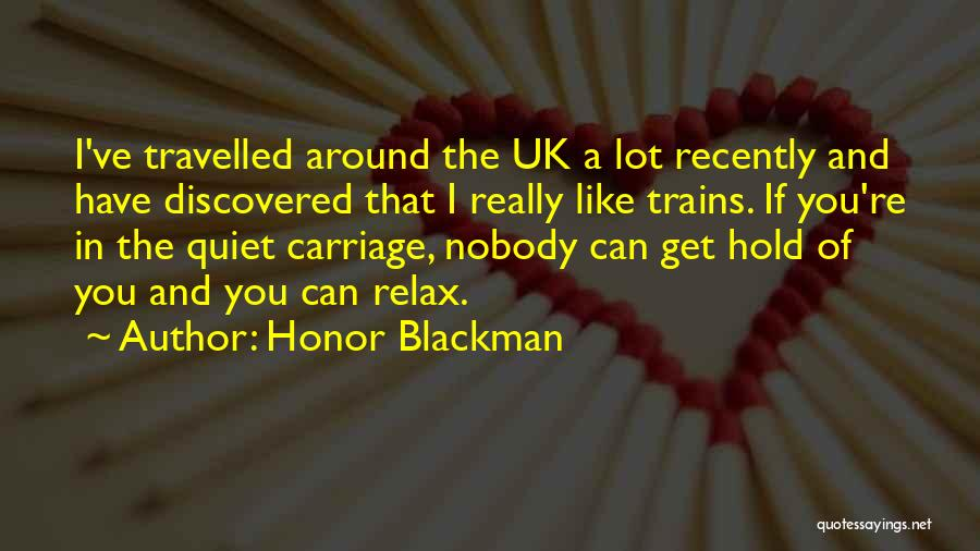 Honor Blackman Quotes 584636