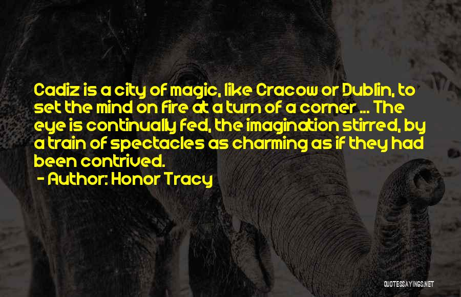 Honor Tracy Quotes 1929223