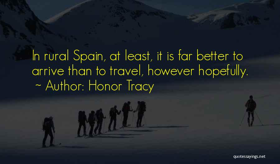 Honor Tracy Quotes 339841