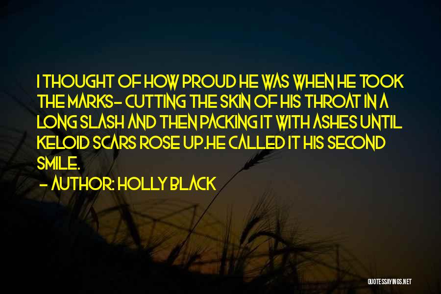 Honor Your Family Quotes By Holly Black