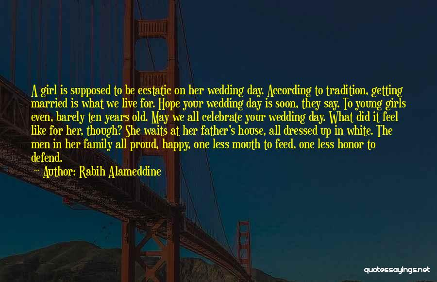 Honor Your Family Quotes By Rabih Alameddine