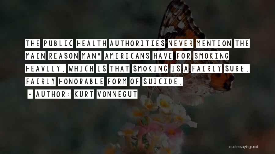 Honorable Mention Quotes By Kurt Vonnegut