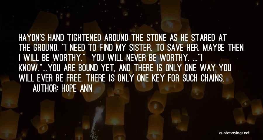 Hope Ann Quotes 1156623