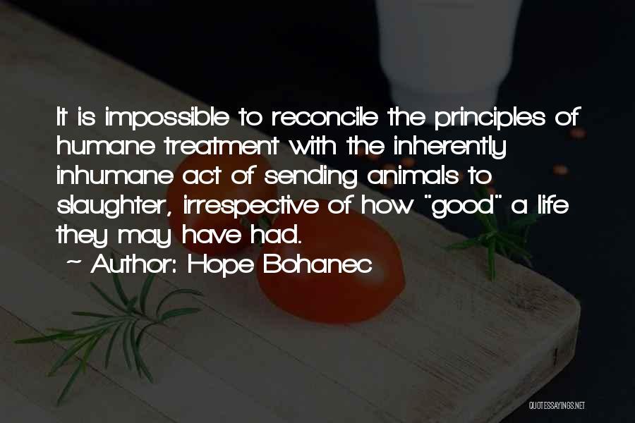 Hope Bohanec Quotes 98515