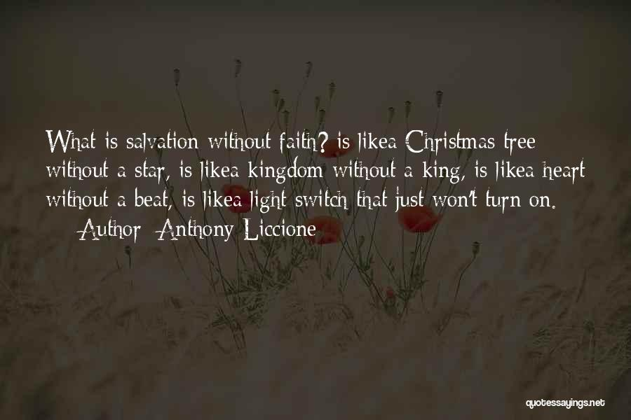 Hope Christmas Quotes By Anthony Liccione