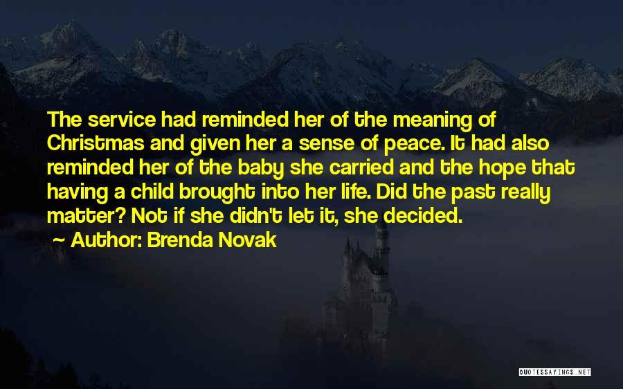 Hope Christmas Quotes By Brenda Novak